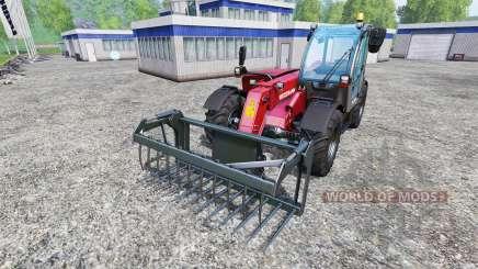 Weidemann T6025 pour Farming Simulator 2015