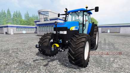 New Holland TM 175 v2.0 pour Farming Simulator 2015
