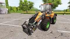 JCB 435S AWS v1.1 für Farming Simulator 2017
