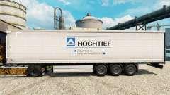Skin Hochtief to trailers für Euro Truck Simulator 2