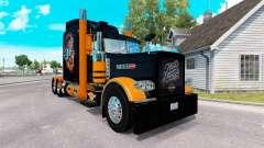 Haut Harley-Davidson für den truck-Peterbilt 389 für American Truck Simulator