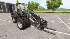 JCB 435S black pearl für Farming Simulator 2017