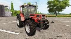 SAME Explorer 90 v1.1 pour Farming Simulator 2017