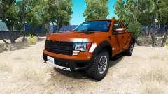 Ford F-150 SVT Raptor v1.5 pour American Truck Simulator