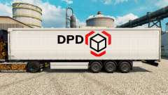 Haut Dynamic Parcel Distribution für Anhänger für Euro Truck Simulator 2