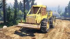 LKT 81 Turbo v2.0 pour Spin Tires