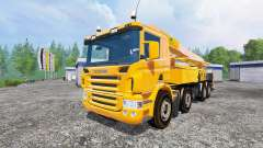 Scania P420 [concrete pump]