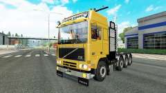 Volvo F10 8x4 für Euro Truck Simulator 2