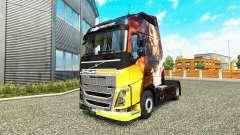 La peau des Moments Magiques à Volvo trucks pour Euro Truck Simulator 2