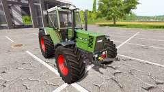Fendt Favorit 615 LSA Turbomatik E v1.2 für Farming Simulator 2017