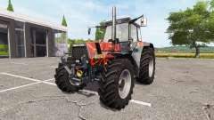Deutz-Fahr AgroStar 6.61 racing für Farming Simulator 2017