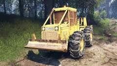 LKT 81 Turbo v3.0 für Spin Tires