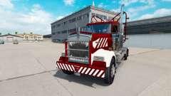 Kenworth W900 Day Cab Heavy Duty pour American Truck Simulator