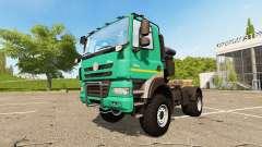 Tatra Phoenix T158 4x4 pour Farming Simulator 2017