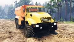Kraz-65032 pour Spin Tires