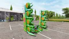Kemper 2020 pour Farming Simulator 2017