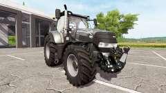 Case IH Puma 185 CVX black panther pour Farming Simulator 2017