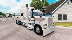Corne de brume de la peau pour le camion Peterbilt 389 pour American Truck Simulator