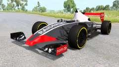 Une voiture de formule 1 pour BeamNG Drive