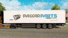 Haut Paccar Parts für Anhänger für Euro Truck Simulator 2