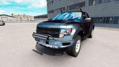 Ford F-150 SVT Raptor v2.0 pour American Truck Simulator