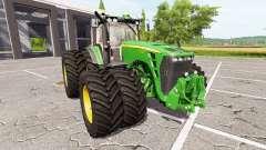 John Deere 8130 v2.0 pour Farming Simulator 2017