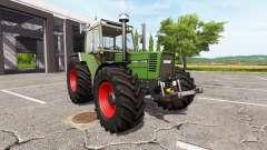 Fendt Favorit 615 LSA Turbomatik E pour Farming Simulator 2017