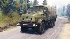 ZIL-4334 für Spin Tires