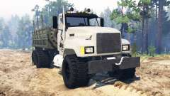 Mack M650 pour Spin Tires