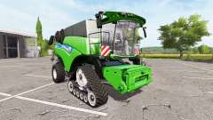 New Holland CR10.90 multicolor pour Farming Simulator 2017