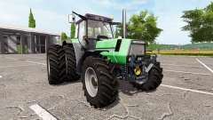 Deutz-Fahr AgroStar 6.61 fun pour Farming Simulator 2017