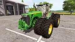John Deere 8530 v2.0 für Farming Simulator 2017