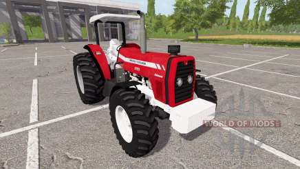 Massey Ferguson 299 advanced für Farming Simulator 2017