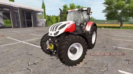 Steyr Terrus 6300 CVT ecotec v1.1 pour Farming Simulator 2017