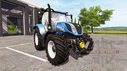 New Holland T6.165 für Farming Simulator 2017