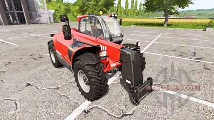 Manitou MLT 840 pour Farming Simulator 2017