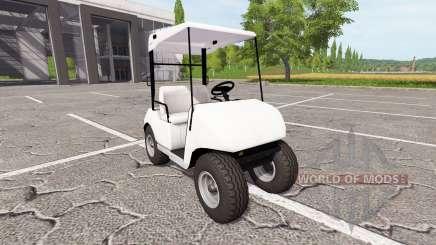 Golf car für Farming Simulator 2017