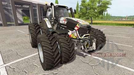 Deutz-Fahr 9310 TTV designer edition pour Farming Simulator 2017