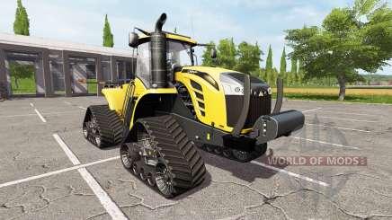 Challenger MT975E caterpillar pour Farming Simulator 2017
