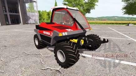 Reform Metrac G5 X v0.7 pour Farming Simulator 2017