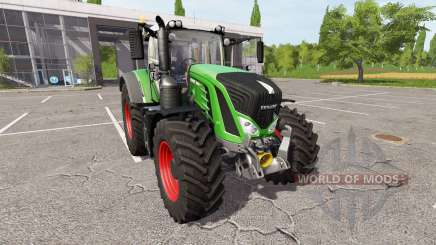 Fendt 936 Vario extended v2.1 für Farming Simulator 2017