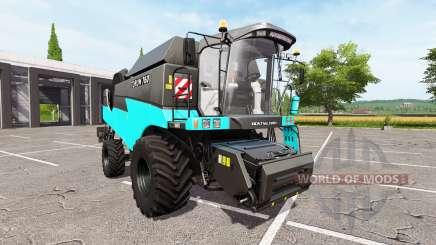 Je Rostselmash Tora 760 v1.1 pour Farming Simulator 2017