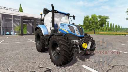 New Holland T6.145 für Farming Simulator 2017