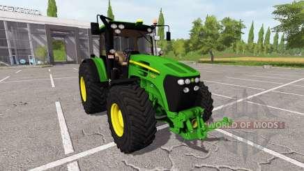 John Deere 7930 pour Farming Simulator 2017