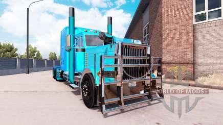 Peterbilt 379 remake pour American Truck Simulator