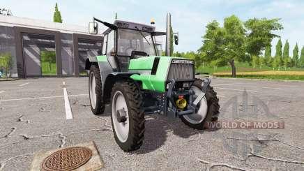 Deutz-Fahr AgroStar 6.61 pour Farming Simulator 2017