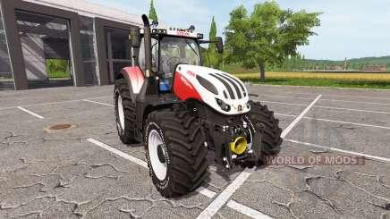 Steyr Terrus 6270 CVT ecotec v1.5 für Farming Simulator 2017