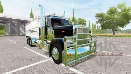 Peterbilt 389 grain truck v2.0 pour Farming Simulator 2017
