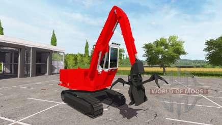 Der boom log loader für Farming Simulator 2017