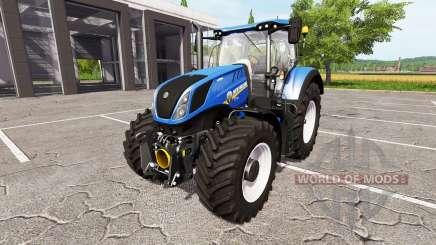 New Holland T7.315 heavy duty für Farming Simulator 2017